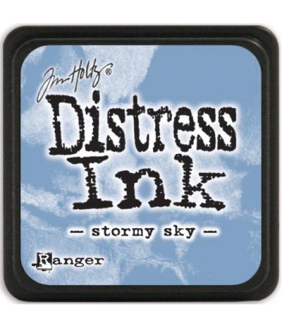 Distress Ink Mini Stempelkissen Stormy Sky - Tim Holtz
