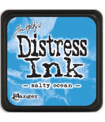 Distress Ink Mini Stempelkissen Salty Ocean - Tim Holtz