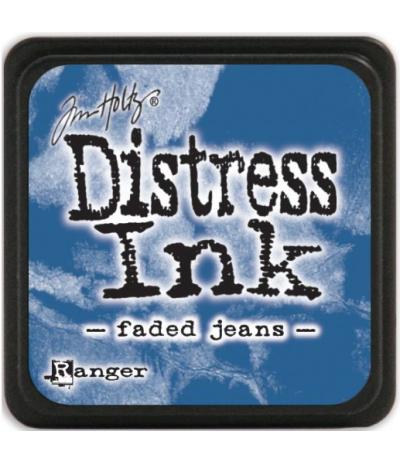 Distress Ink Mini Stempelkissen Faded Jeans - Tim Holtz