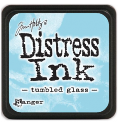 Distress Ink Mini Stempelkissen Tumbled Glass -Tim Holtz