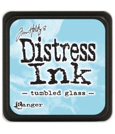 Distress Ink Mini Stempelkissen Tumbled Glass -Tim Holtz