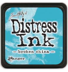 Distress Ink Mini Stempelkissen Broken China - Tim Holtz