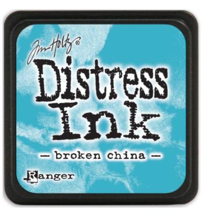 Distress Ink Mini Stempelkissen Broken China - Tim Holtz