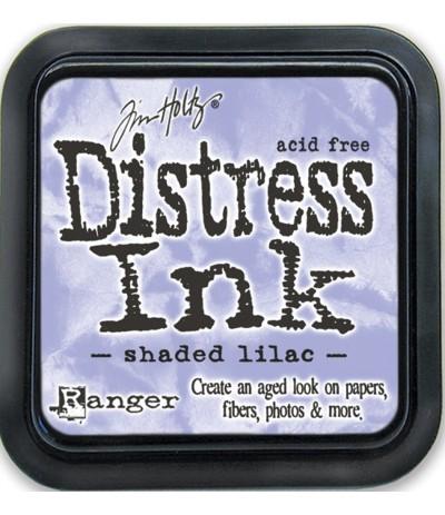 Distress Ink Mini Stempelkissen Shaded Lilac - Tim Holtz