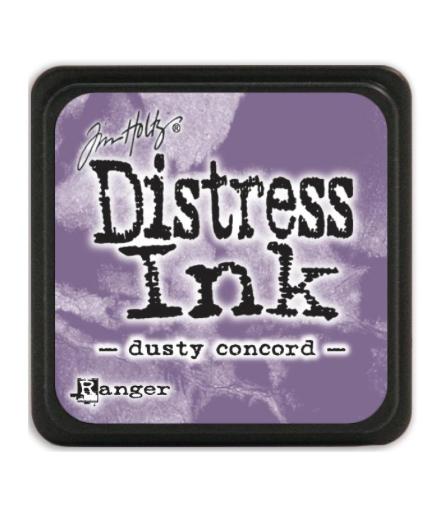 Distress Ink Mini Stempelkissen Dusty Concord - Tim Holtz