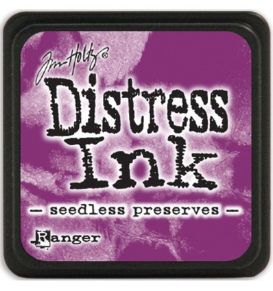 Distress Ink Mini Stempelkissen Seedless Preserves - Tim Holtz