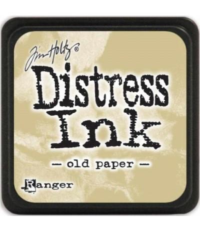Distress Ink Mini Stempelkissen Old Paper - Tim Holtz