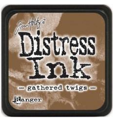 Distress Ink Mini Stempelkissen Gathered Twigs - Tim Holtz