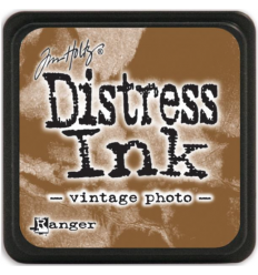 Distress Ink Mini Stempelkissen Vintage Photo - Tim Holtz