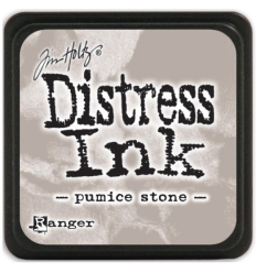 Distress Ink Mini Stempelkissen Pumice Stone - Tim Holtz