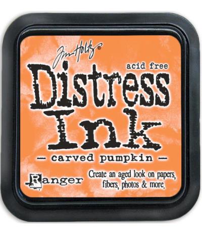 Distress Ink Mini Stempelkissen Carved Pumpkin - Tim Holtz