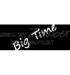 Zauber der Weihnachtszeit Stempel auf EZ Mount - Big Time