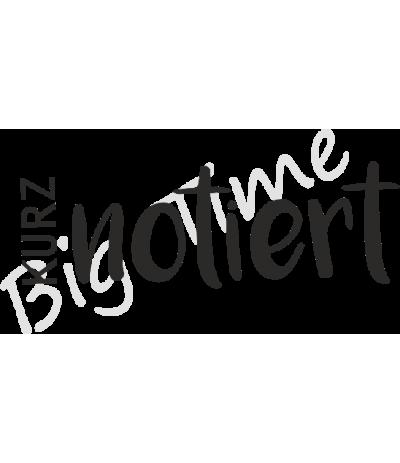 Kurz notiert Stempel auf EZ Mount - Big Time