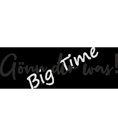 Gönn dir was Stempel auf EZ Mount - Big Time