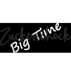 Zuckerschock Stempel auf EZ Mount - Big Time