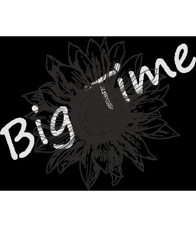 Sonnenblume Stempel klein - Big Time