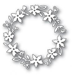 Stanzschablone Devonshire Wreath - Memory Box