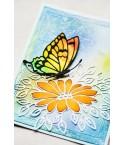 Stanzschablonen Drifting Side Butterfly - Memory Box