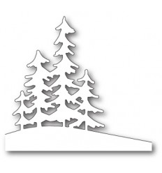Stanzschablone Alpine Trees - Memory Box