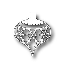 Stanzschablone Snowflake Ornament - Memory Box