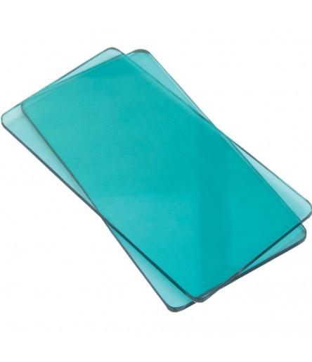 Sidekick Ersatzschneideplatten, Aqua - Sizzix