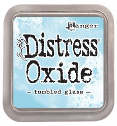Distress Oxide Stempelkissen Tumbled Glass - Tim Holtz