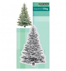 Cling Stempel Winter Tree - Penny Black