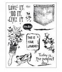 Clear Stamps Grunge von Viva Decor
