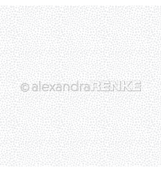 Scrapbooking Papier Punktmuster Lenas Grau von Alexandra Renke