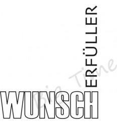 Wunscherfüller Stempel