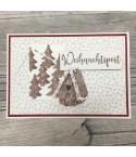 Weihnachtspost Stempel