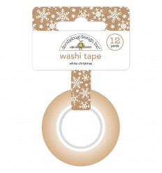 Washi Tape White Christmas - Doodlebug Design