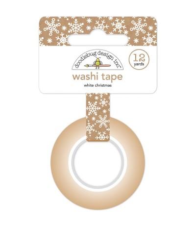 Washi Tape White Christmas - Doodlebug Design