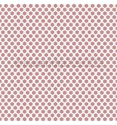 Scrapbooking Papier Rote Weihnachtssterne - Alexandra Renke