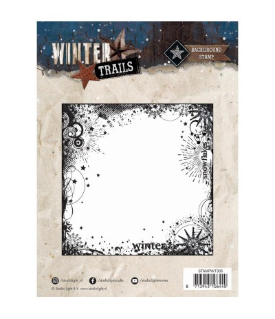 Clearstamp Winter Trails (305) - Studio Light