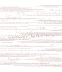Scrapbooking Papier Blumennamen Dunkelpink - Alexandra Renke