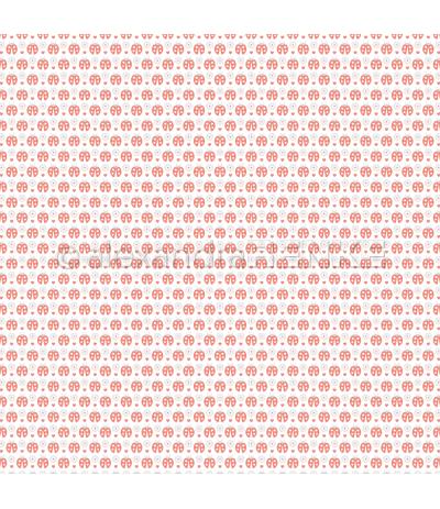 Scrapbooking Papier Summer Pattern Marienkäfer - Alexandra Renke
