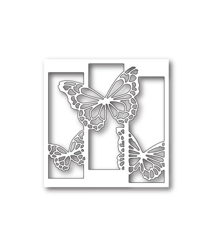 Stanzschablone Butterfly Spectacle - Memory Box