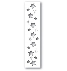 Stanzschablone Starry Sky Border - Memory Box