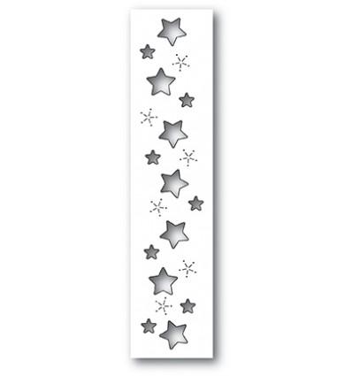 Stanzschablone Starry Sky Border - Memory Box