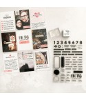 Clear Stamps Mein Tag (A5 Platte) - Papierprojekte