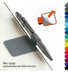 Pen Loop (Stiftschlaufe), Schwarz - Leuchtturm1917