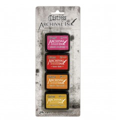 Distress Archival Mini Ink Kit 1 - Tim Holtz