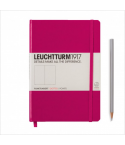 Notizbuch Medium (A5), Hardcover, Berry, Dotted - Leuchtturm1917
