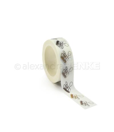 Washi Tape Klammern - Alexandra Renke
