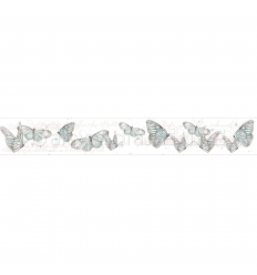 Washi Tape Blue Butterflies - Alexandra Renke