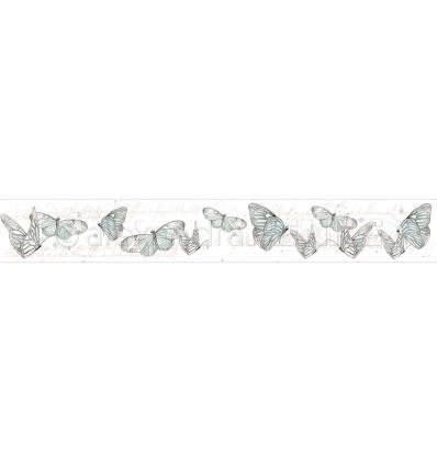 Washi Tape Blue Butterflies - Alexandra Renke