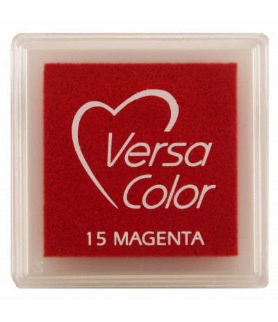 Versacolor Mini Pigment Stempelkissen Magenta