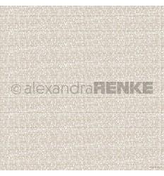 Scrapbooking Papier Multilanguage zum Geburtstag viel Glück - Alexandra Renke