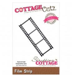 Stanzschablone Film Strip - Cottage Cutz
